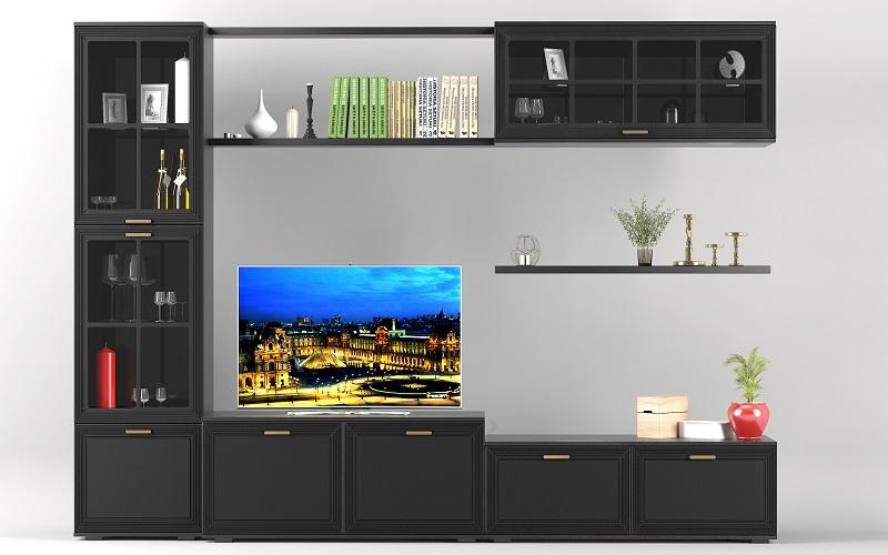 Набор мебели для жилой комнаты «Альтера»