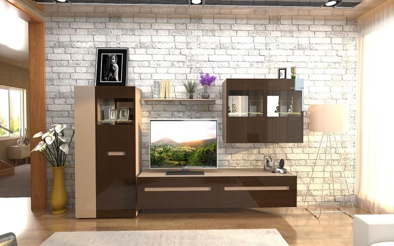 Набор мебели для жилой комнаты «Арчи»