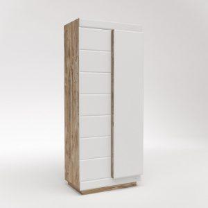 Шкаф для одежды «2Д Роксет»