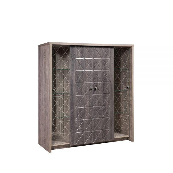 Шкаф комбинированный «4Д Монако»