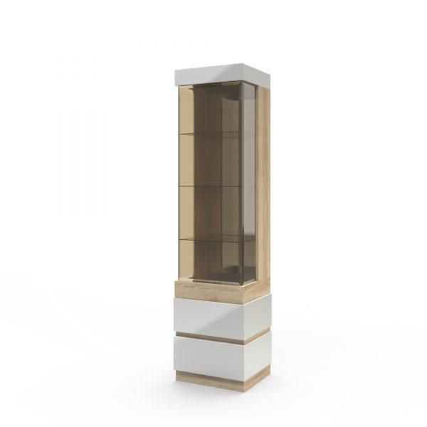 Шкаф с витриной «Л Хилтон»
