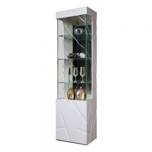 Шкаф с витриной «П Кензо»