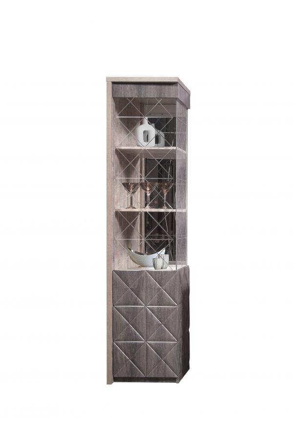Шкаф с витриной «П Монако»