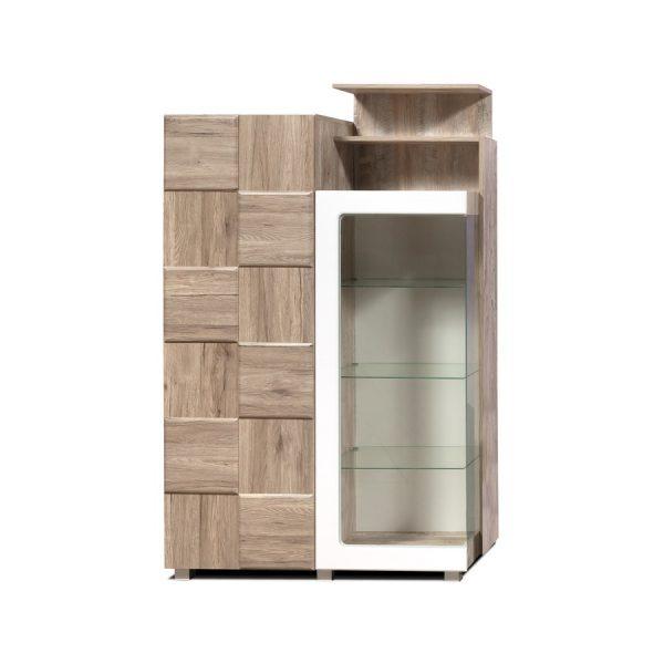 Шкаф с витриной «Л Риксос»
