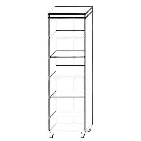 Шкаф для одежды «2Д»