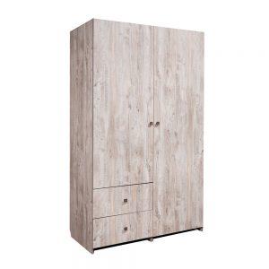 Шкаф для одежды «2Д2Я Лондон 2»