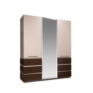 Шкаф для одежды «3Д Хилтон»
