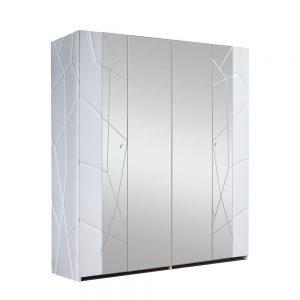 Шкаф для одежды «4Д Кензо»