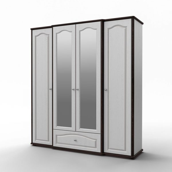 Шкаф для одежды «4Д1Я Сицилия»