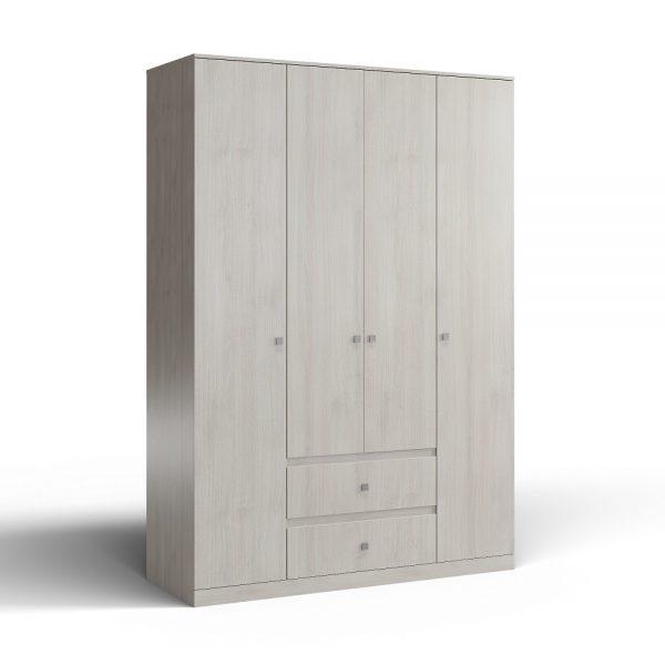 Шкаф для одежды «4Д2Я Николь»
