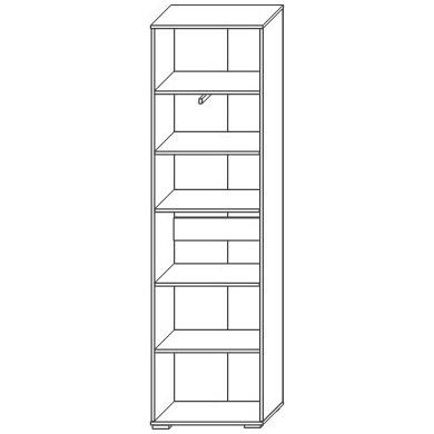 Шкаф для одежды «Регата 1»