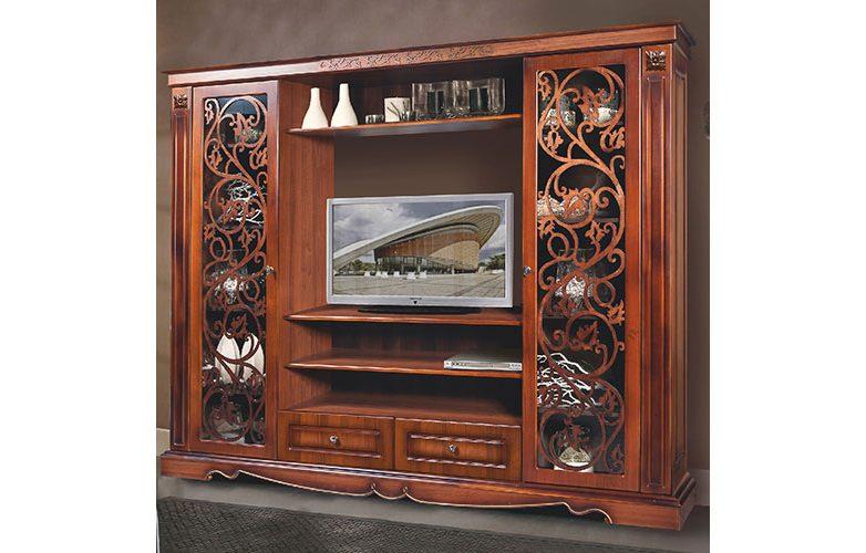 Шкаф–комбинированный-«Амелия»-КМК-0435-Интерьер