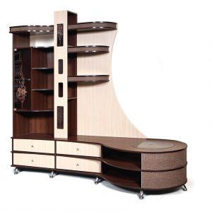 Шкаф комбинированный «С тумбой П»