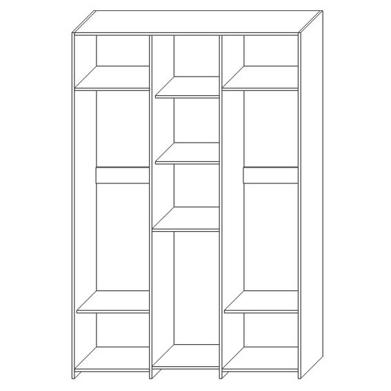 Шкаф «Магия 3Д»