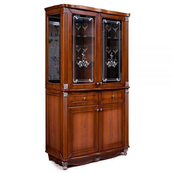 Шкаф с витриной «Баккара»