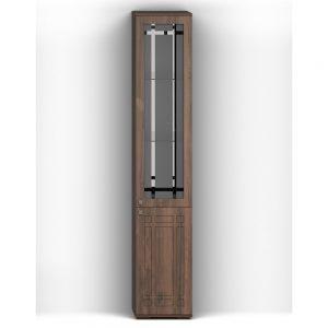 Шкаф с витриной «Л Шарм 1»
