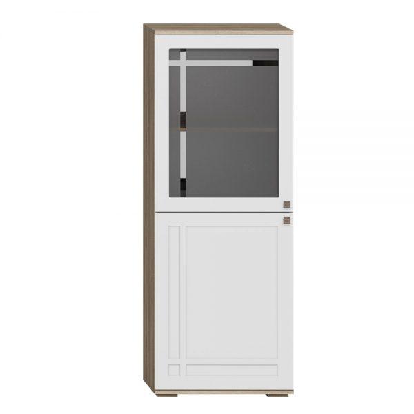 Шкаф с витриной «Л Шарм»