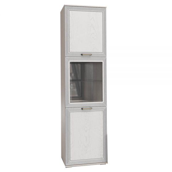 Шкаф с витриной «П Регата 1»