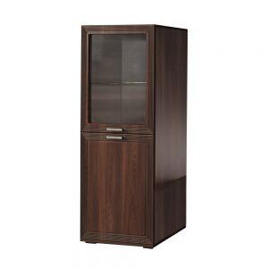 Шкаф с витриной «Л Регата»
